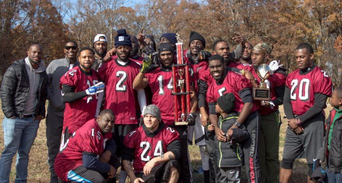 Turkey Bowl grows on and off the field