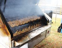 Church attracts  community with BBQ fundraiser