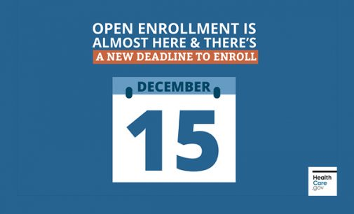 Important deadlines loom on Medicare ACA enrollments