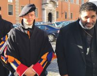 Dr. Barber 'surprised' by Moral Monday fame in Rome