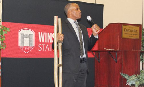 WSSU introduces center with new economic study