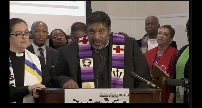 Bishop Barber Calls for a 'Moral Revival' for the poor