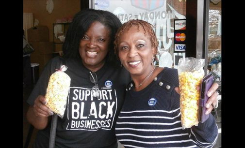 Black Chamber's Small Business Bus Tour stresses local