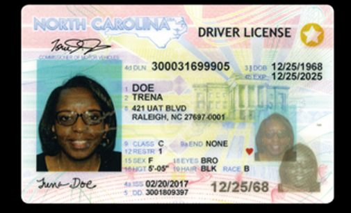 North Carolinians urged to get REAL ID sooner than later