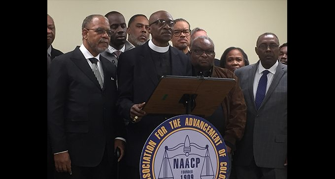 Silence from governor, GOP legislative leaders on N.C. NAACP invite to meet