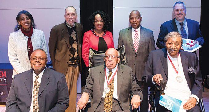 WSSU school honors Healthcare Legends of EW