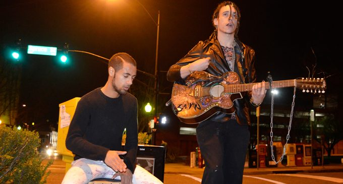Street performers want change in city rules