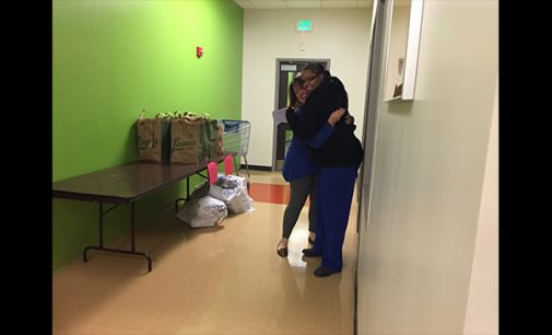 St. Leo's adopts ESR families for Christmas