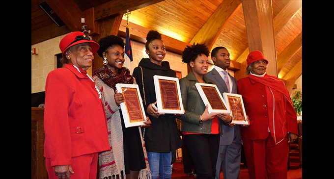 Emancipation service welcomes challenging 2018