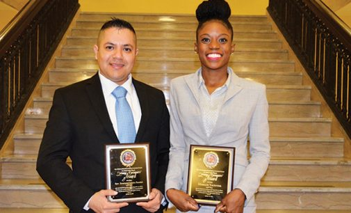 'Young Dreamers' honored