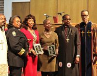 Dr. King day ends on a high note