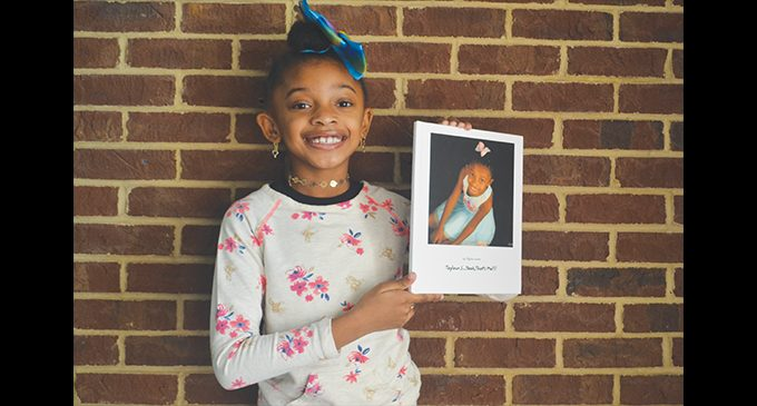 Young author looks to inspire others