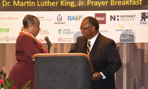 2018 MLK Jr. Day Breakfast provides call to action