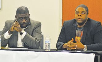 NAACP chief promotes black businesses
