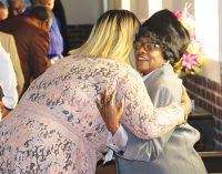 Church holds 'family reunion'