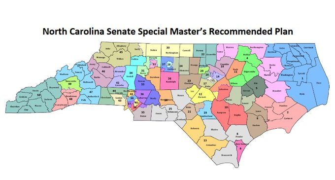 Judges: Use special master maps for elections