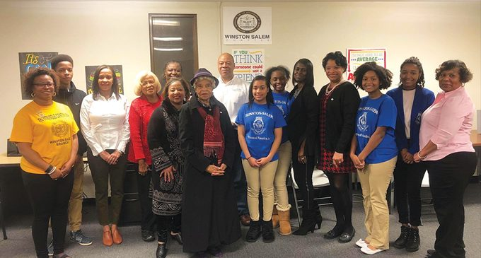 Burke Technology Center dedicated at NAACP headquarters