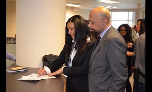 Candidates begin filing for offices