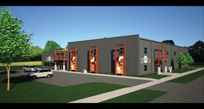 Veteran child care firm breaks ground on new facility