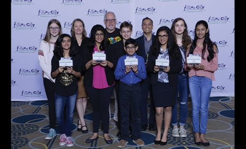 Hanes Magnet School takes fifth place at Future City Competition