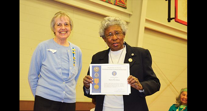 Happy Hill Cemetery activist honored