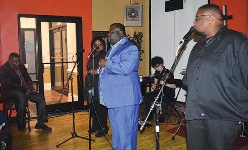 Spoken word performer debuts CD