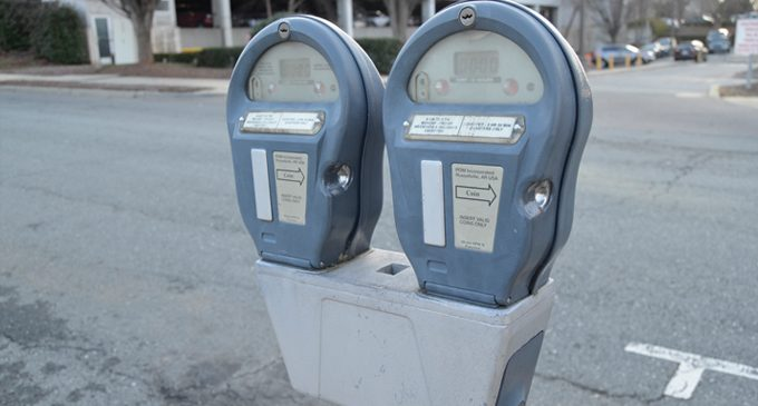 City discusses pay by phone parking