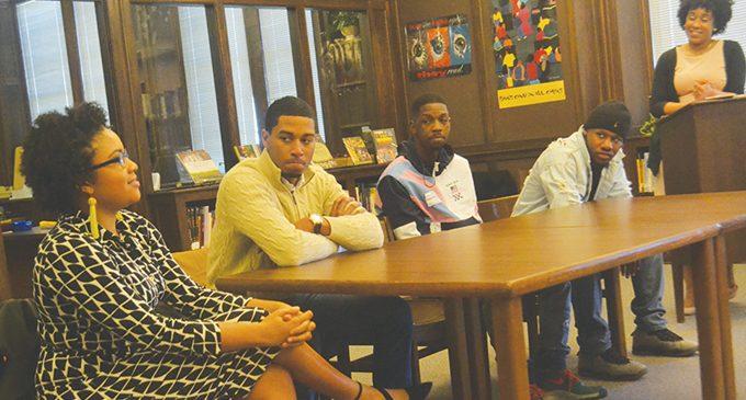 Prep alumni return to discuss life after high school
