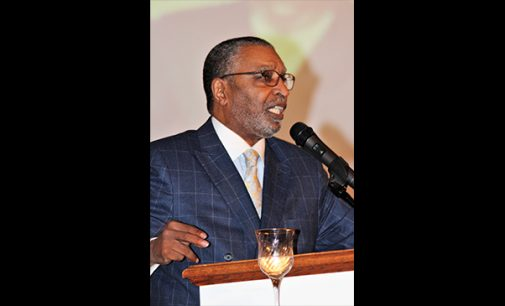 Pastor speaks on financial freedom at church conference