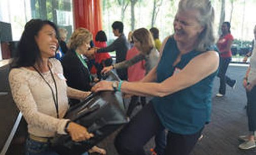 Event raises awareness, funds for community fitness and safety