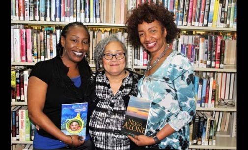 Aspiring authors receive advice