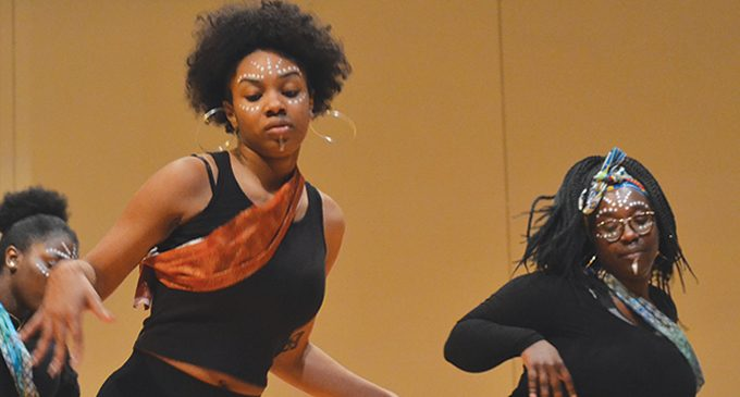Salem College group hosts Black History Month Finale Show