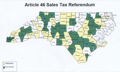 Some commissioners want a county sales tax