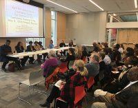 School board candidates face public