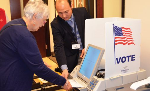 Democracy on display at elections open house