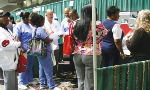 An expo for those left behind and underserved