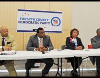 4 compete for 2 seats  on county commission