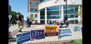 Early voting happening now
