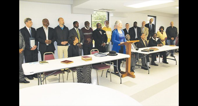 Religious leaders:  We must respond
