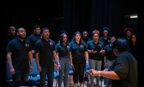 WSSU choir closes out its season on Sunday