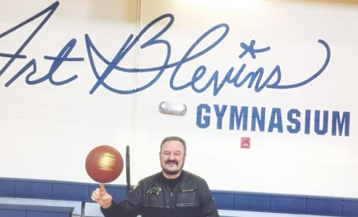 Court at Hanes Hosiery renamed for Art Blevins
