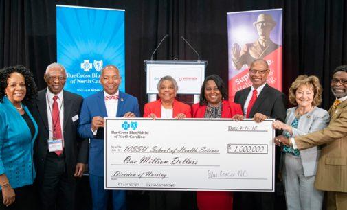 Blue Cross NC announces $1 million investment in nursing education