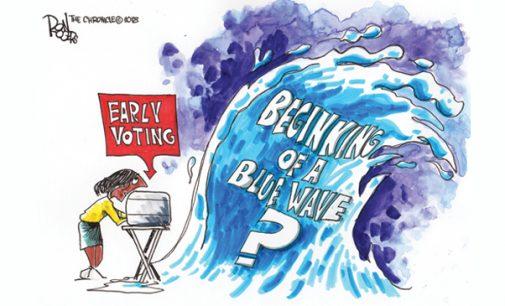 Editorial Cartoon: Political Cartoon