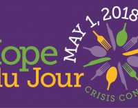 Crisis Control Ministry to host annual 'Hope du Jour' fundraiser on May 1