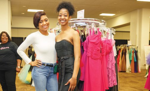 Foundation continues prom dress giveaway
