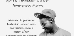 Commentary: April is Testicular Cancer Awareness Month