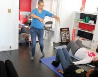 Benefits of yoga at Triad Cultural Arts