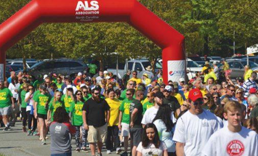 Walking to defeat ALS