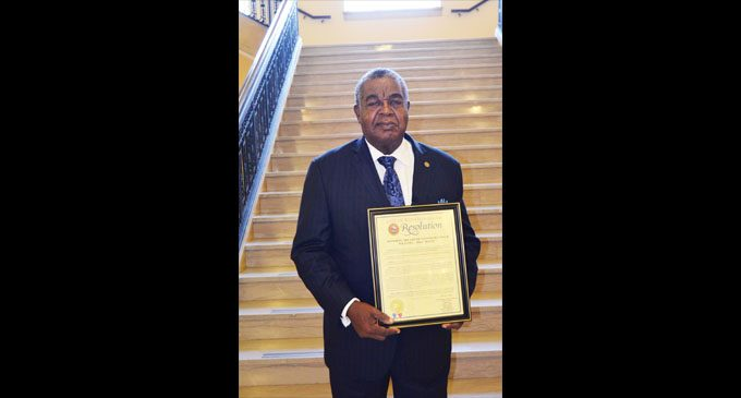 Coach Hayes honored by city and N.C. Sports Hall of Fame