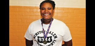 Northwest Middle continues to dominate field event